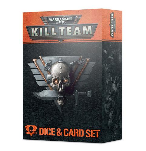 Kill Team: Dice and Card Set