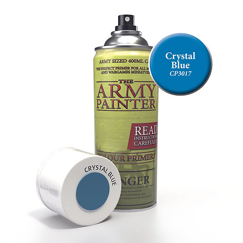 Army Painter: Crystal Blue Primer