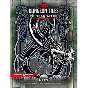 D&D 5.0: Dungeon Tiles Reincarnated - City