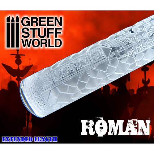 Green Stuff World: Texture Rolling Pin ROMAN