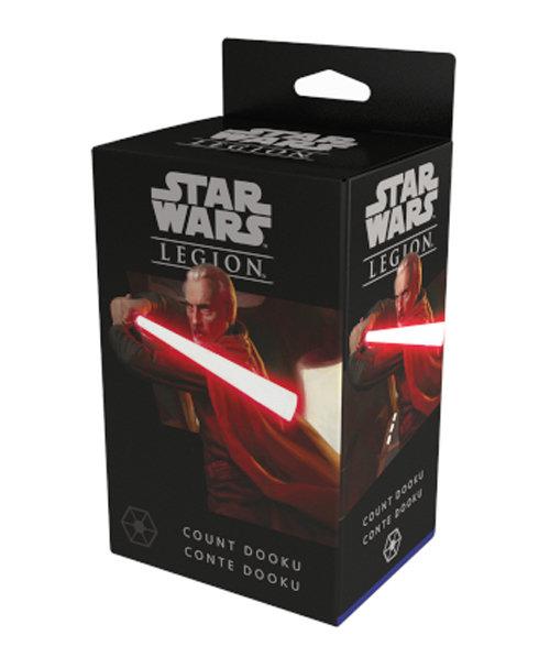 Star Wars Legion: Count Dooku Commander