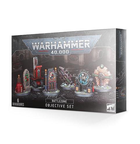 Warhammer 40000: Battlezone Objectives Set