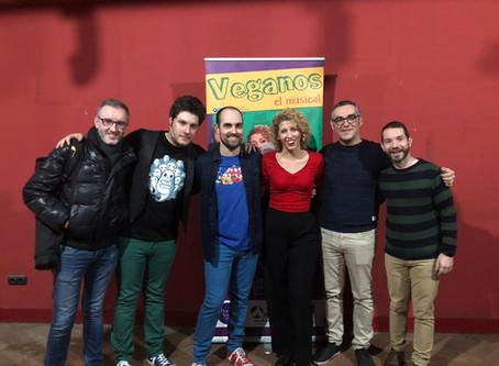 L'estrena de 'Veganos, el musical'