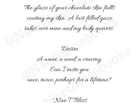 Drip (Nae's Flavor of The Week Poem)