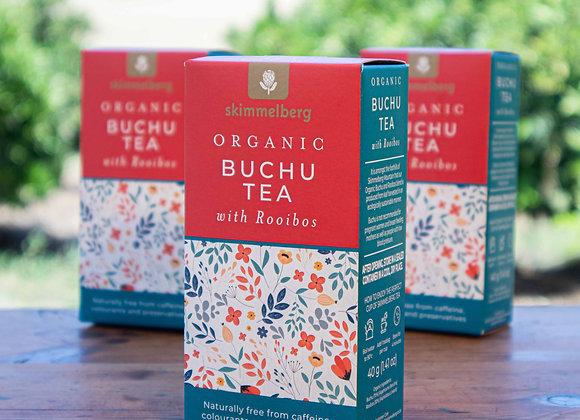 Organic Buchu Tea with Rooibos