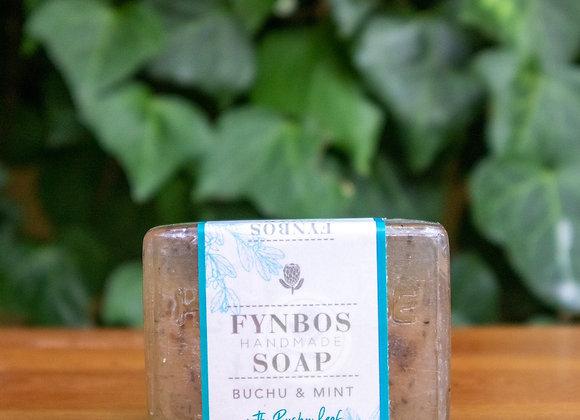 Buchu & Mint Soap