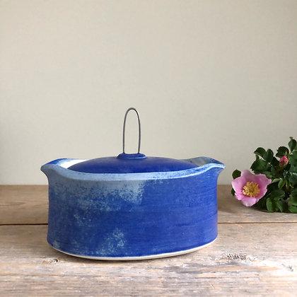 blue butter box