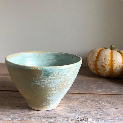 small spearmint  bowl