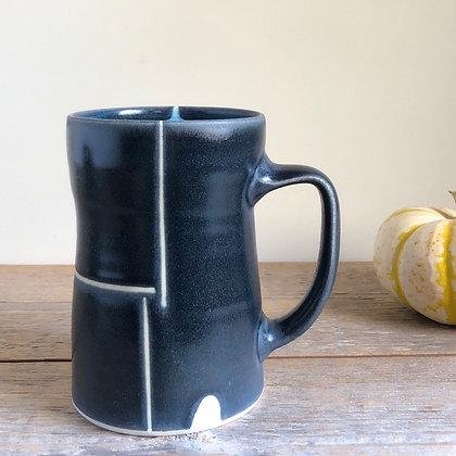 large black satin mug 03