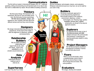 What does an instructional designer do anyway? Instructional designers can be valuable corporate tra