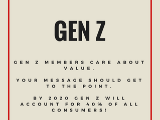 What's your message: Gen Z