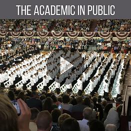 The Academic in Public