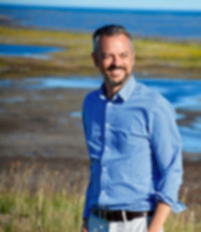 Photo of Andrew Gentile of Toronto Hypotherapy in Nunavut