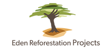Logo for Eden Reforestation Projects