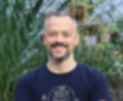 Photo of Andrew Gentile of Toronto Hypnotherapy and Hypnosis at Allen Gardens