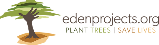 Link and Logo For Eden Reforestation Project
