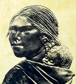 Indian maternity