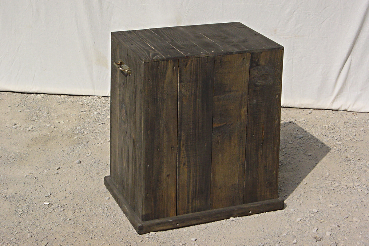 Storage / shipping crate