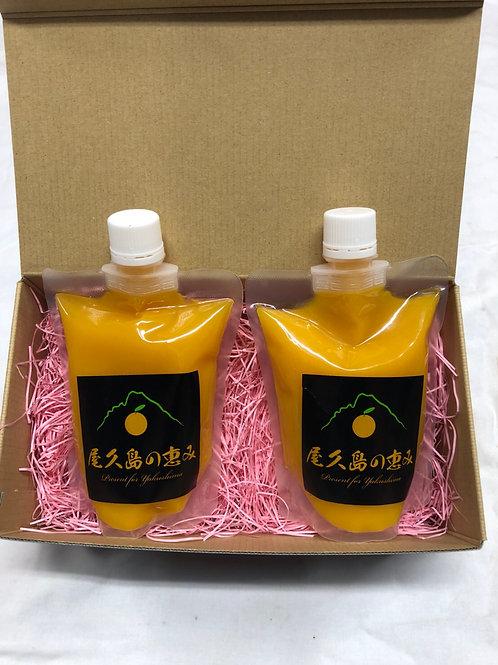 屋久島たんかんジュース(200ml×5本入)