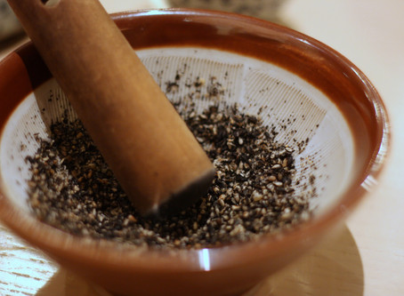 Add Black Sesame Seeds To Your Diet Now!