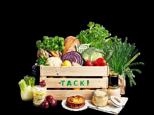 Vegetarisk låda