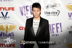 Movie Premier at Las Vegas