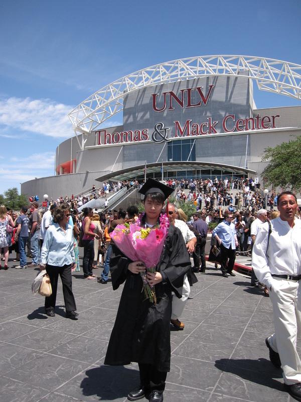 Graduated !