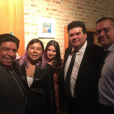 Supporting 25th Ward Alderman Byron Sigcho Lopez