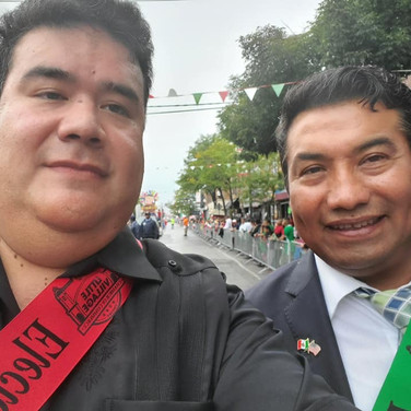 The Mexican Independence Day Parade