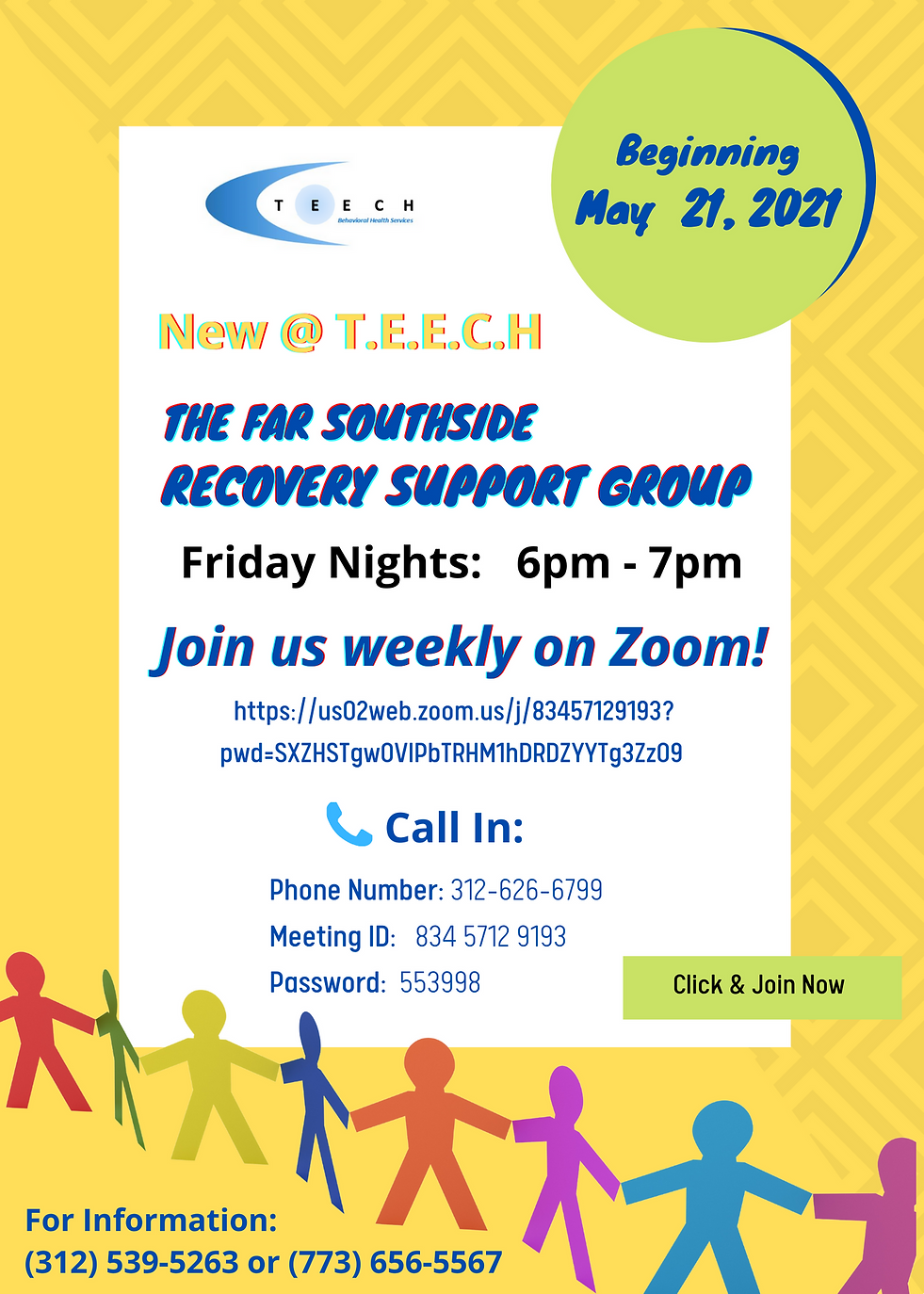 Far Southside Recovery Support Group - W