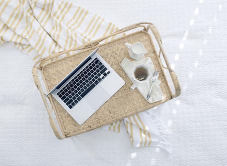 5 korakov, kako biti učinkoviti na spletu