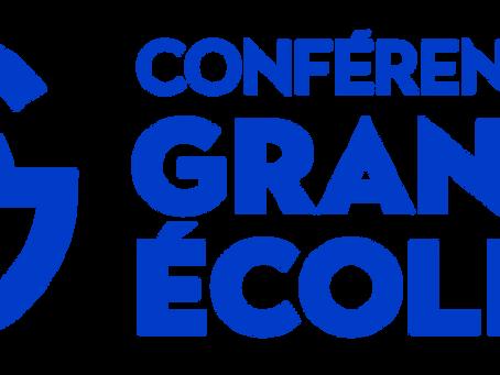 Signature de la 2ème charte handicap de la Conférence des Grandes Écoles