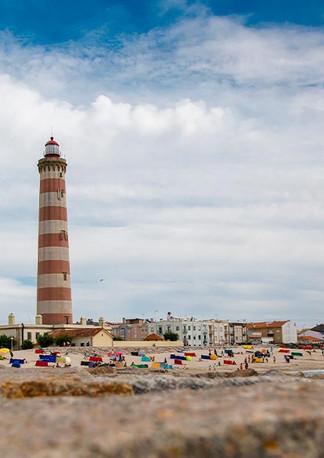 Farol da Barra - maior farol de Portugal