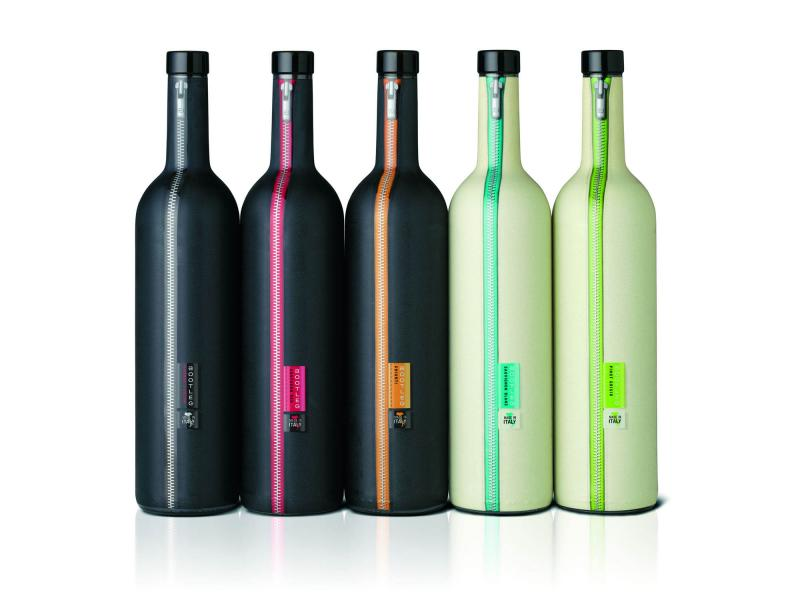 Botellas packshot