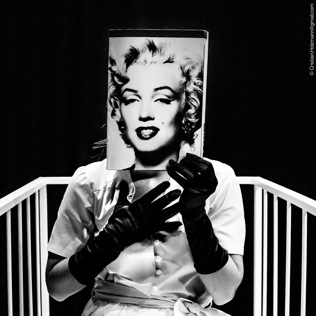 Conversaciones con Marilyn