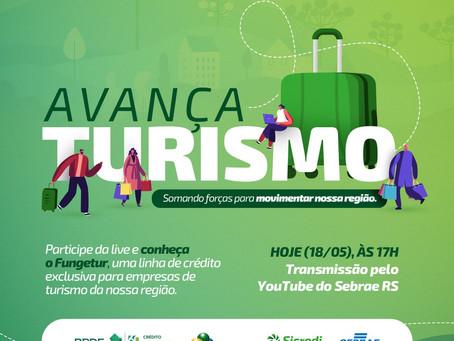 Avança Turismo | Somando forças para movimentar nossa região