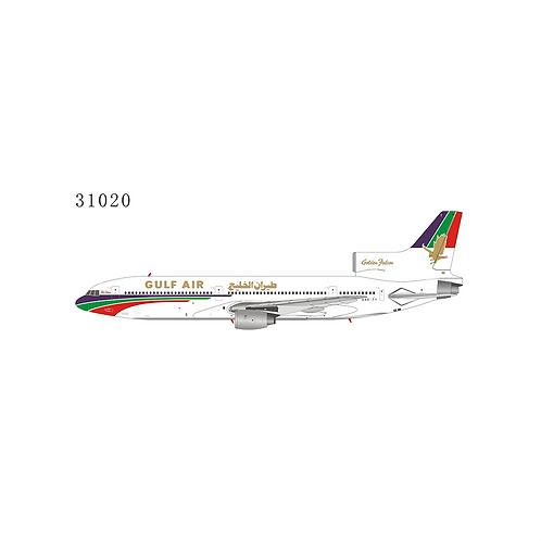 Gulf Air Lockheed L-1011-1/100 / A4O-TY / 35013 / 1:400