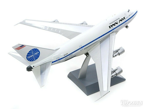 "Pan Am B747SP-21 ""CLIPPER KISS SP"" / N532PA / IF747SPPA0420P / 1:200"