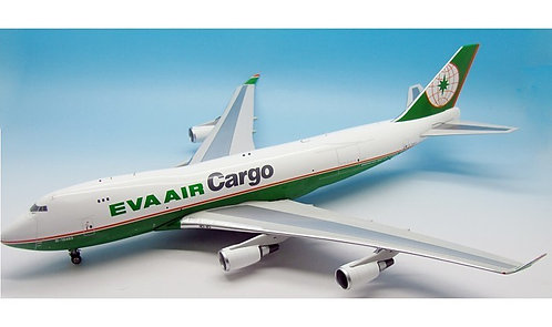 EVA Air Cargo Boeing 747-45EF / B-16483 / IF744EVA002 / 1:200
