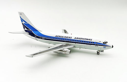 Aerolineas Argentinas Boeing 737-200 / LV-JMW / EAVJMW / 1:200