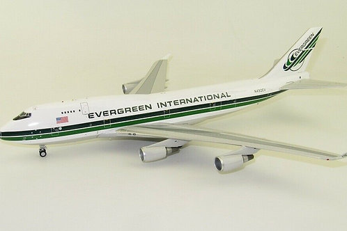 Evergreen International Airlines Boeing 747-400 / N492EV / IF744EZ0519 / 1:200