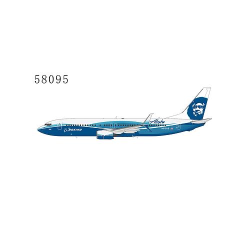 Alaska Airlines B737-800 / N512AS / 58095 / 1:400