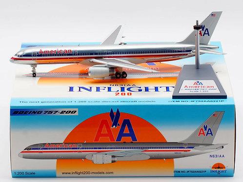 American Airlines B757-223 / N631AA / IF752AA0221P / 1:200
