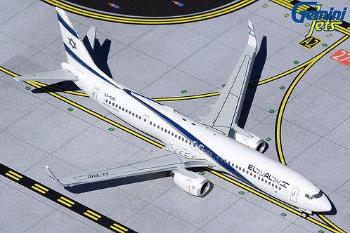 El Al / Boeing 737-900ER / 4X-EHD / Peace / 1:400