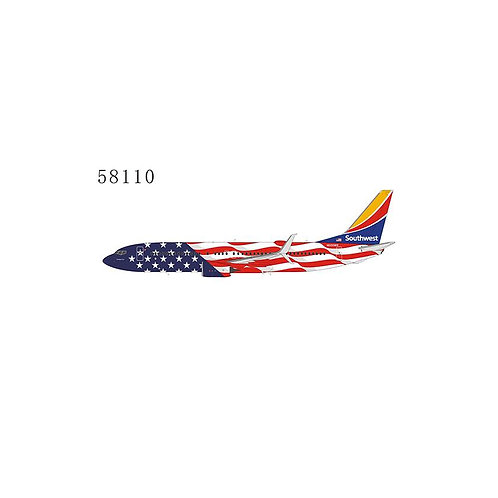 Models Southwest Airlines Boeing B 737-800 N500WR 58110 / 1:400