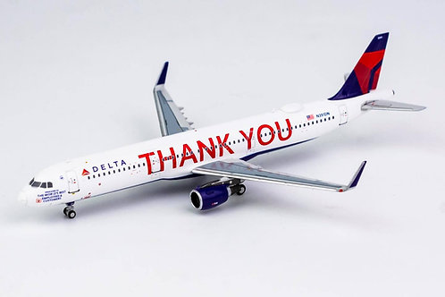 Delta Air Lines Airbus A321-200 / N391DN / 13018 / 1:400
