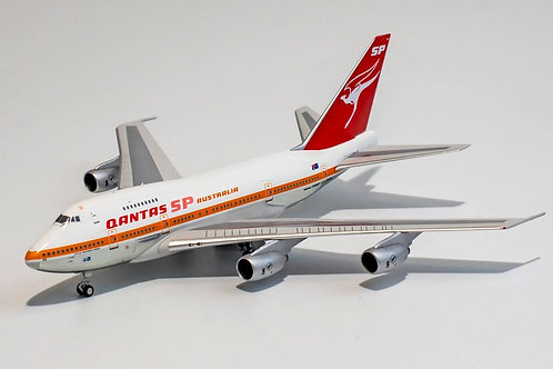 Qantas Airways Boeing B 747SP / VH-EAA / 07009  / 1:400