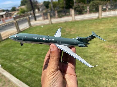 Guardia Nacional – Mexico Boeing 727-264/Adv / XC-MPF / IF722MEX03 / 1:200