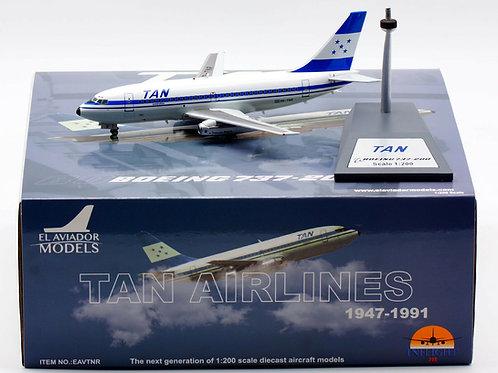 TAN Airlines Boeing 737-200 / HR-TNR / EAVTNR / 1:200