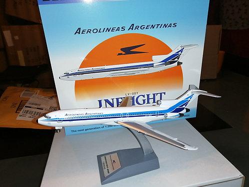 Aerolineas Argentinas Boeing 727-2M7/Adv  / LV-ODY / IF722LV0820 / 1:200
